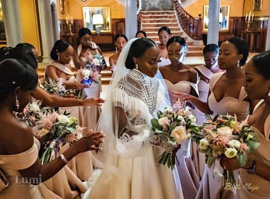 20 mariées africaines de toute beauté, qui vous donneront envie de vous engager