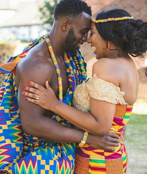 Pourquoi les couples ghanéens sont-ils aussi Glam ?